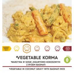 Vegatable Korma